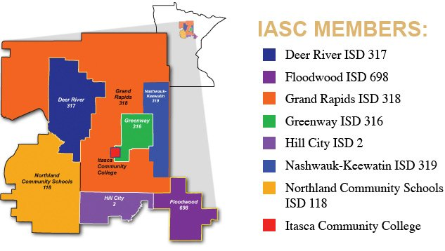 Itasca Area Schools Collaborative Members